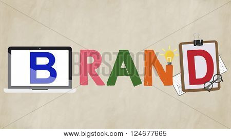 Branding Marketing Campaign Promote Concept