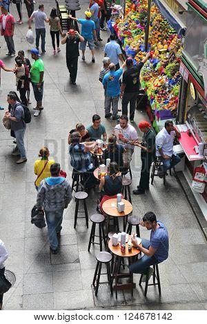 Municipal Market, Sao Paulo
