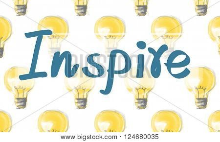Inspire Inspiration Dream Expectations Hope Innovation Concept