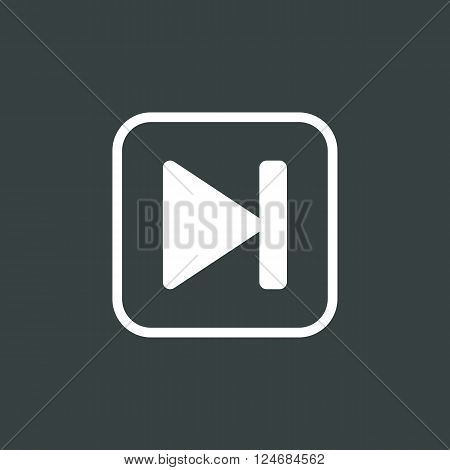Music Front Icon In Vector Format. Premium Quality Music Front Icon. Web Graphic Music Front Icon Si