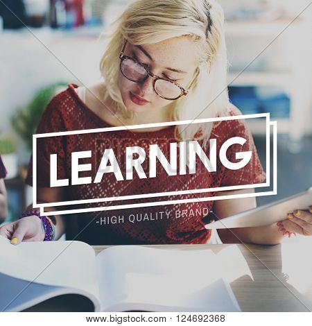 Learning Improvement Intelligence Education Concept
