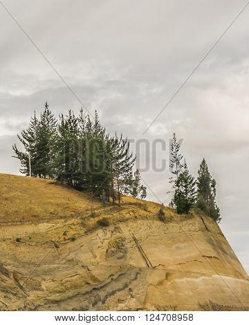 Quito Outsides Landscape