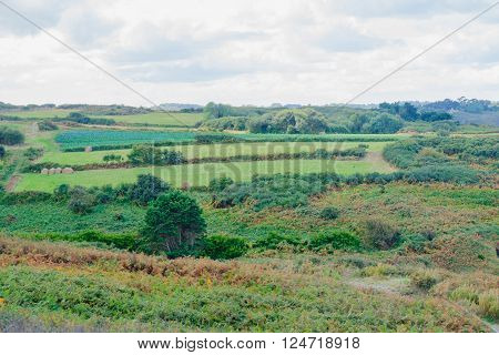 Ille-et-vilaine Landscape, Brittany