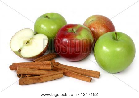 Apples And Cinnamon (2)