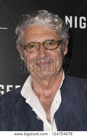 LOS ANGELES - APR 5:  Michael Nouri at the The Night Manager AMC Premiere Screening at the Directors Guild of America on April 5, 2016 in Los Angeles, CA