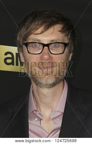 LOS ANGELES - APR 5:  Stephen Merchant at the The Night Manager AMC Premiere Screening at the Directors Guild of America on April 5, 2016 in Los Angeles, CA