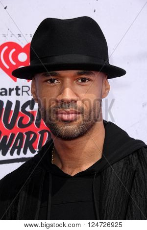 LOS ANGELES - APR 3:  Mr. Probz at the iHeart Radio Music Awards 2016 Arrivals at the The Forum on April 3, 2016 in Inglewood, CA