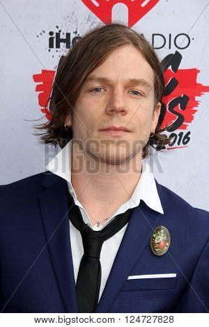 LOS ANGELES - APR 3:  Matt Shultz at the iHeart Radio Music Awards 2016 Arrivals at the The Forum on April 3, 2016 in Inglewood, CA