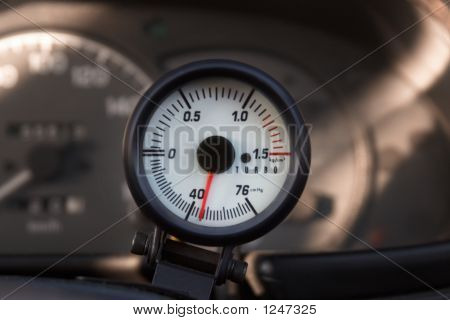 Turbo Gauge