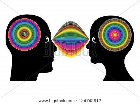 Difference in Color Perception. Men and women see the world in different colors according to scientific studies