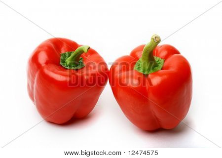 colored paprica