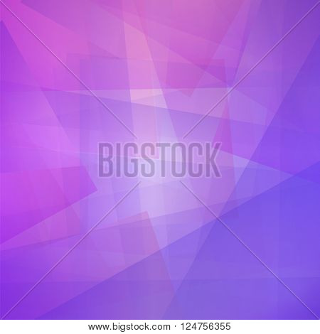 Transparent Line Background. Abstract Blue Pink Line Pattern