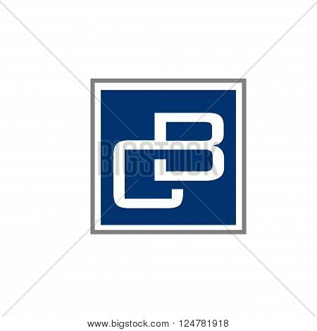 BC,CB letter Business design template logo icon