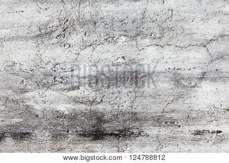 The Grunge Vintage Gray Concrete Wall Background