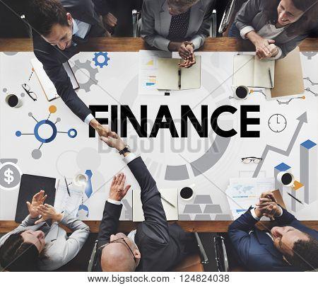 Finance Balance Bookkeeping Budget Credit Loan Concept