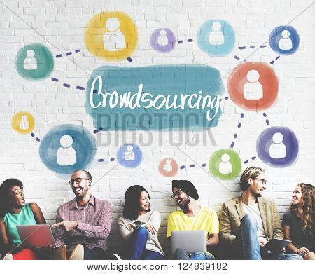 Crowdsourcing Collaboration Information Content Concept