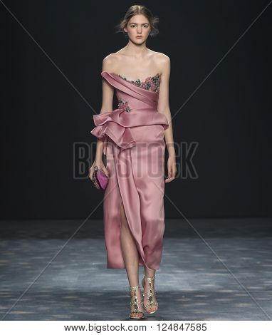 Marchesa - Fall Winter 2016 Collection
