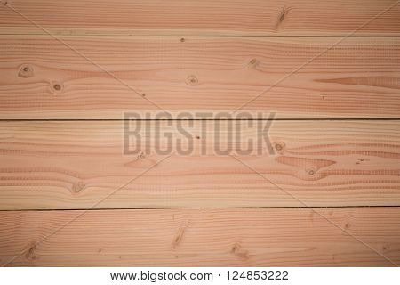 Douglas Fir Timber With Light  Brown Paint In Center -