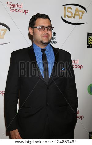 LOS ANGELES - APR 6:  Gregori J Martin at the 7th Annual Indie Series Awards at the El Portal Theater on April 6, 2016 in North Hollywood, CA