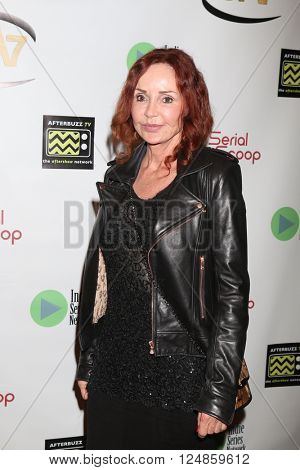 LOS ANGELES - APR 6:  Jackie Zeman at the 7th Annual Indie Series Awards at the El Portal Theater on April 6, 2016 in North Hollywood, CA