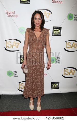 LOS ANGELES - APR 6:  Yancy Butler at the 7th Annual Indie Series Awards at the El Portal Theater on April 6, 2016 in North Hollywood, CA