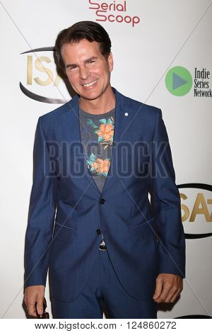 LOS ANGELES - APR 6:  Vincent de Paul at the 7th Annual Indie Series Awards at the El Portal Theater on April 6, 2016 in North Hollywood, CA