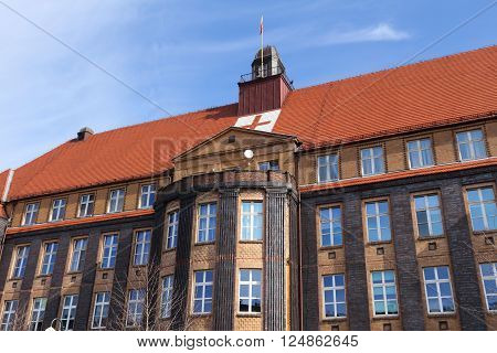 Hospital In Poland
