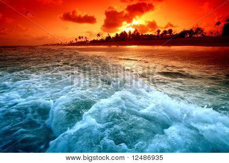 landscape ocean