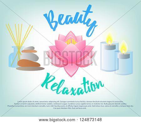 Beauty Salon. Facials Beauty Relaxation Aromatherapy and Massage.