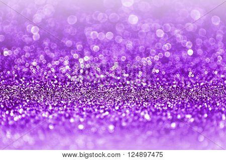 Purple glitter sparkle confetti background party invite