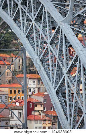 Bridge steel structures