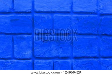 Abstract background in the medina of Chefchaouen, Morocco, Africa