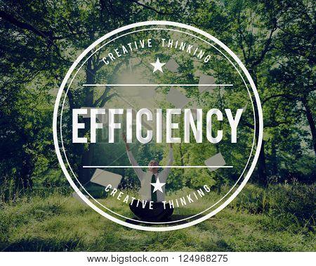 Efficiency Excellent Improvement Mission Order Concept
