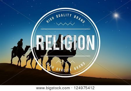 Religion Faith Mercy Praying Spirituality Worship Concept
