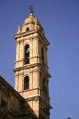 Bell Tower In Antequera Spain poster