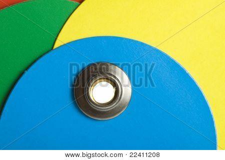 round  blank price tag