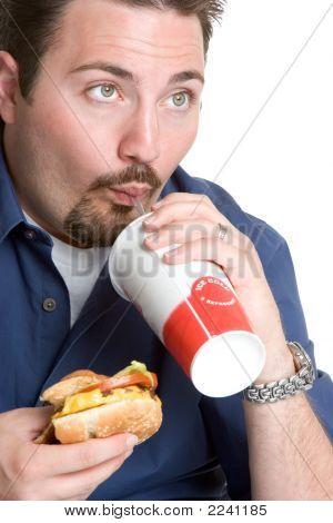 Fast Food Man