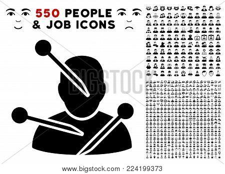 Voodoo Needles pictograph
