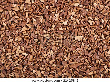 ground coffee granular