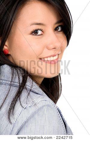 Weibliche Business-Portrait
