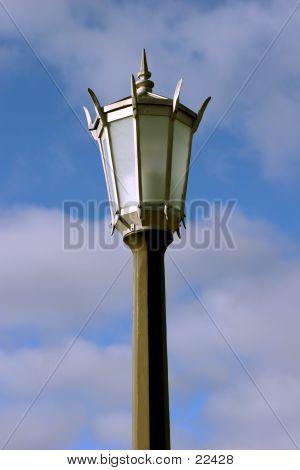 Un poste de luz