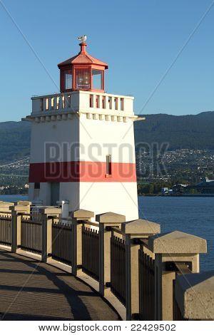 Brockton Point Lighthouse, Vancouver