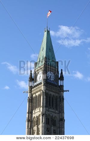 Peace Tower Ottawa