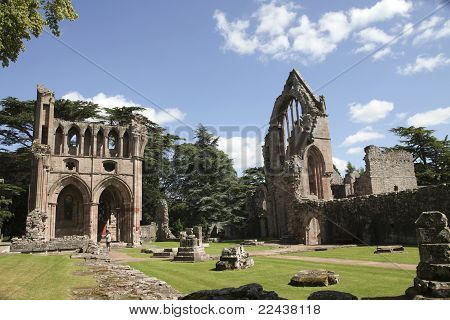 Ruins Of Dryburgh Abbey