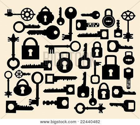 Keys And Locks