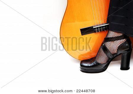 Flamenco Dance Concept