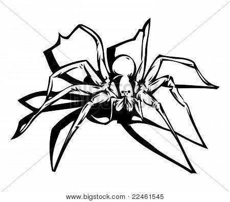 Araña (vector)