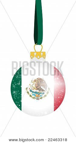 Christmas ball - Mexico
