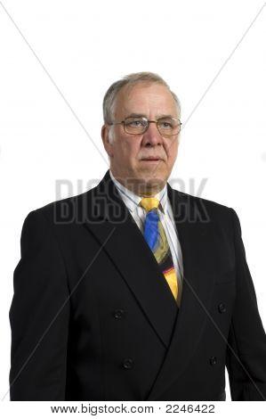 Older Businessman