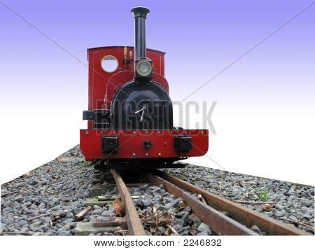 Maid Marion Miniature Train